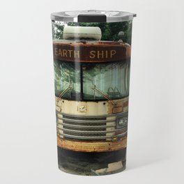 Earth Ship Travel Mug