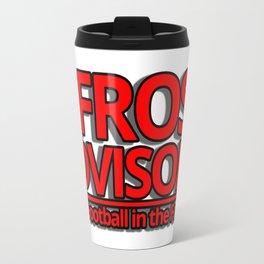 frost advisory Travel Mug