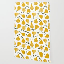 Yellow pear Wallpaper