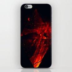 The Firestarter iPhone Skin