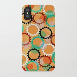 Smells like flowers and sun iPhone Case