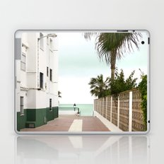 Road to the Beach Laptop & iPad Skin