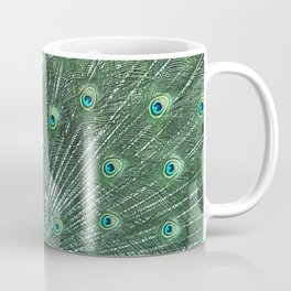 Peacock Coffee Mug