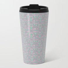 Cereal for Dinner - Geometric Metal Travel Mug