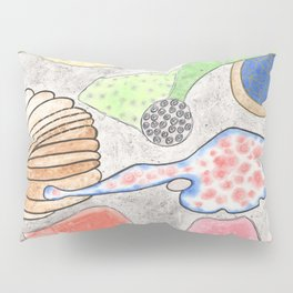 Collection of Alien Organs Pillow Sham