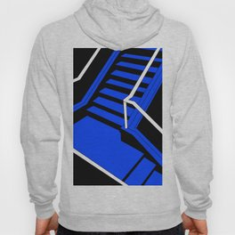 blue day Hoody