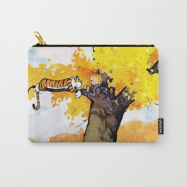 Calvin And Hobbes Enjoy The Summer Carry-All Pouch