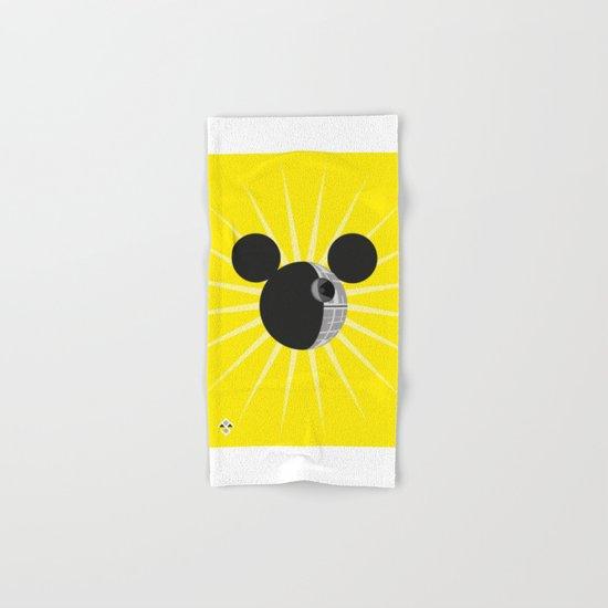 The New Death Star Hand & Bath Towel
