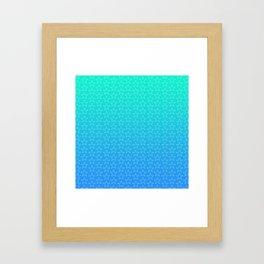 Cool Stars Framed Art Print