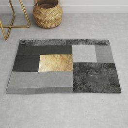 Geometric art IV Rug
