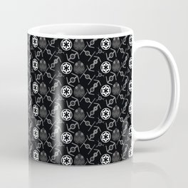 Tie Fighter Front Coffee Mug