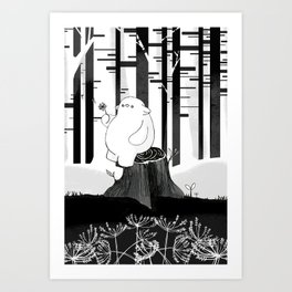 Bostwick's Wish Art Print