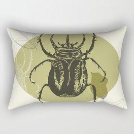 Beetle colors Rectangular Pillow