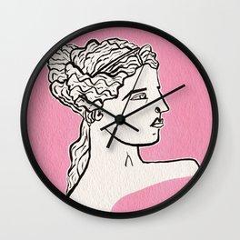Venus de Milo statue Wall Clock