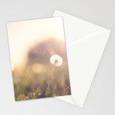 Dandelion Sun Stationery Cards