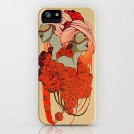 passionaria iPhone Case
