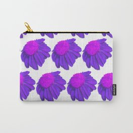 Coneflower Echinacea - Purple Carry-All Pouch
