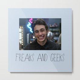 Freaks & Geeks - Daniel Desario Metal Print