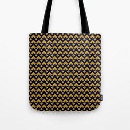 Traditional Japanese pattern KAMINARI Tote Bag