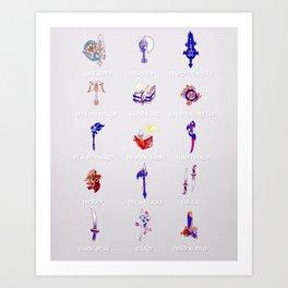 Armoury Art Print