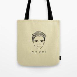 A girl has a name Tote Bag