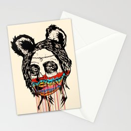 Wonderdam Girl Stationery Cards
