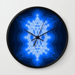 Lapus Lazuli Wall Clock