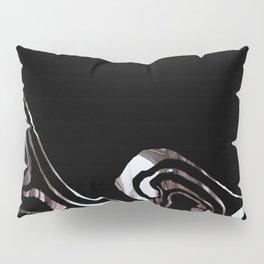black marble xcv Pillow Sham