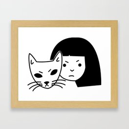 Team Framed Art Print