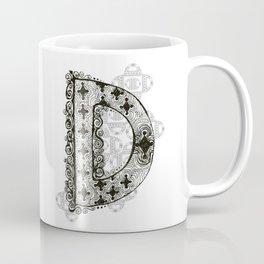 Color Me D Coffee Mug