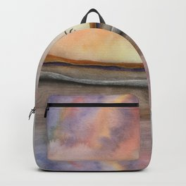 Abstract nature 13 Backpack