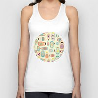 russia Tank Tops featuring Russia by LaPenche