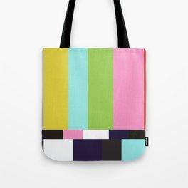 Signal TV Tote Bag