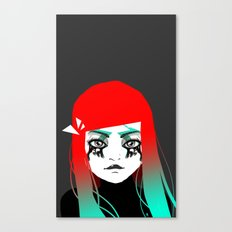 Hey girl ! Canvas Print