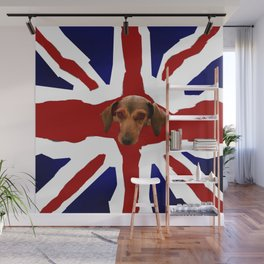 The Smooth Side of being British Wall Mural