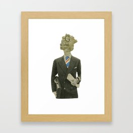 The Royal. Framed Art Print