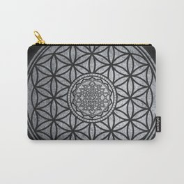 Sacred Unity - Sacred Geometry Carry-All Pouch