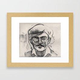 Dr. Johnston Again Framed Art Print