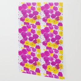 No. 125 Flowers Wallpaper