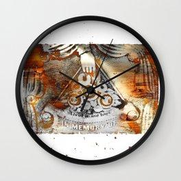 1800's Gravestone Art Series 1 Wall Clock