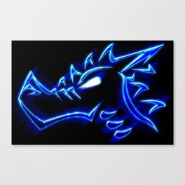 Fox: Logo Canvas Print