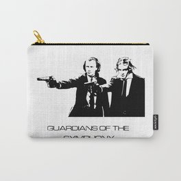 Brahms & Beethoven Guardians of the Symphony Carry-All Pouch