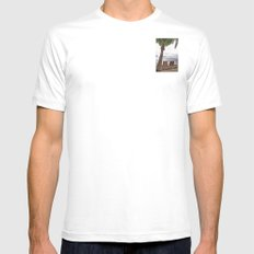 When the Time Stood Still Mens Fitted Tee White MEDIUM