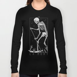 La Mort Long Sleeve T-shirt