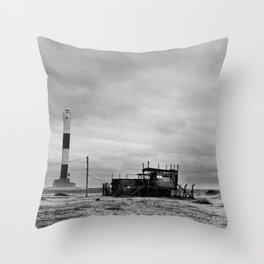Margaret Lucas Throw Pillow