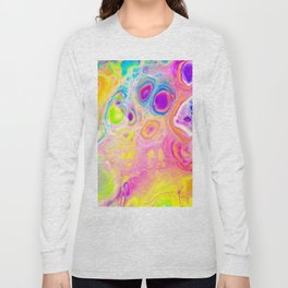 Rainbow Cells Long Sleeve T-shirt
