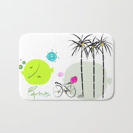 design 1 Bath Mat