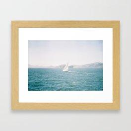 Bay Area Framed Art Print