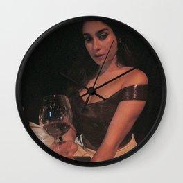 Lauren Jauregui 3 Wall Clock