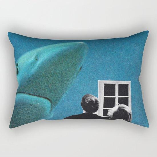 Lo prendiamo per casa? Rectangular Pillow